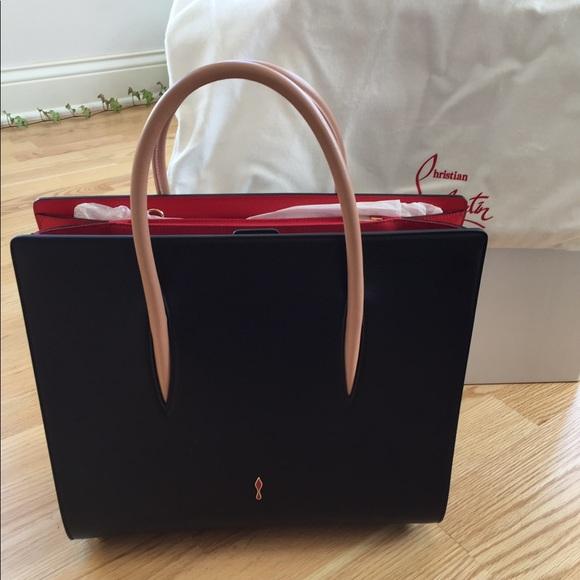ee3db3b0b9a Christian Louboutin Large Paloma Handbag NWT